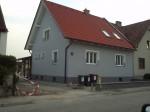 VWS-Fassade grau