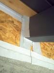 Abdichtung Dachstuhlanschluss